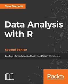 Data Analysis with R - Second Edition-cover