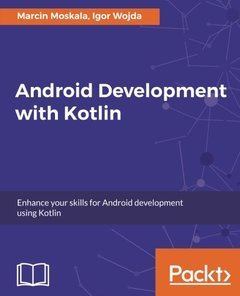 Android Development with Kotlin-cover
