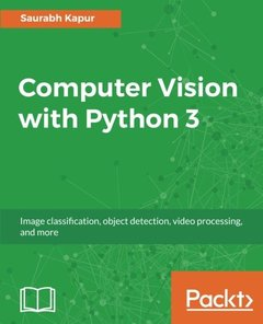 Computer Vision with Python 3-cover