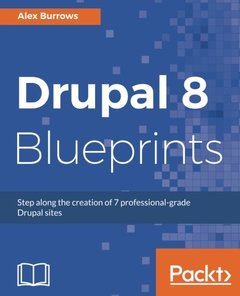 Drupal 8 Blueprints-cover