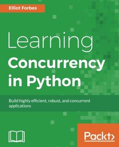 Learning Concurrency in Python-cover