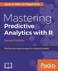 Mastering Predictive Analytics with R, Second Edition-cover