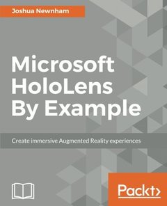 Microsoft HoloLens By Example-cover
