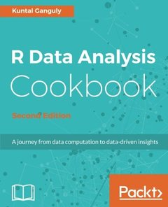 R Data Analysis Cookbook, Second Edition-cover