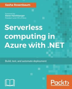 Serverless computing in Azure with .NET-cover
