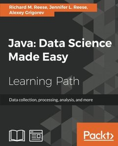 Java: Data Science Made Easy-cover