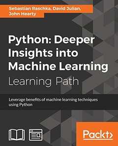 Python: Deeper Insights into Machine Learning-cover