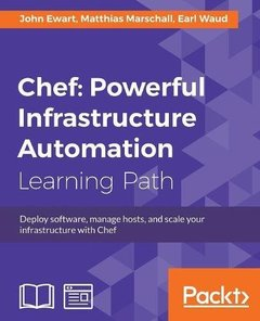 Chef: Powerful Infrastructure Automation-cover