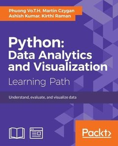 Python: Data Analytics and Visualization-cover