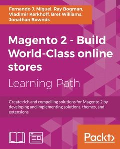 Magento 2 - Build World-Class online stores-cover