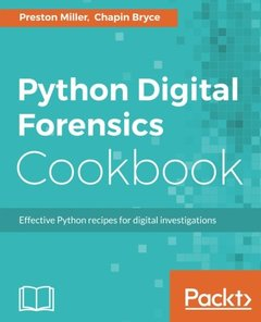 Python Digital Forensics Cookbook-cover