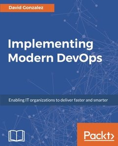 Implementing Modern DevOps-cover