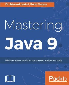 Mastering Java 9-cover