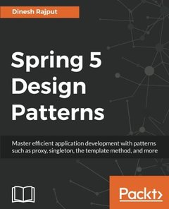 Spring 5 Design Patterns-cover