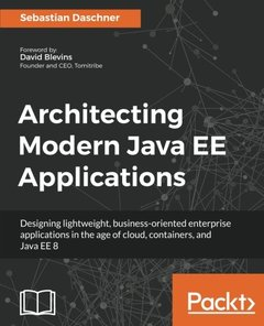 Architecting Modern Java EE Applications-cover