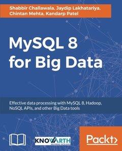 MySQL 8 for Big Data-cover