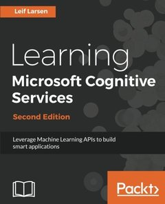 Learning Microsoft Cognitive Services - Second Edition-cover