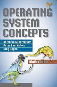Operating System Concepts-cover
