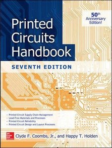 Printed Circuits Handbook ( Seventh Edition)-cover