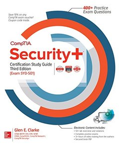 CompTIA Security+ Certification Study Guide, Third Edition (Exam SY0-501)-cover