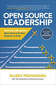 Open Source Leadership: Reinventing Management When There?s No More Business as Usual-cover