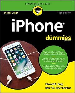 iPhone For Dummies (For Dummies (Computer/Tech))-cover