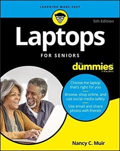 Laptops For Seniors For Dummies-cover
