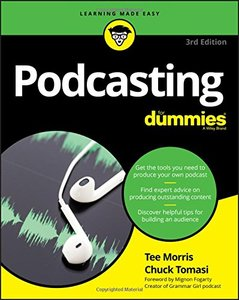 Podcasting For Dummies (For Dummies (Computer/Tech))-cover