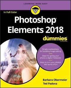 Photoshop Elements 2018 For Dummies (For Dummies (Computer/Tech))-cover