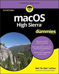 macOS High Sierra For Dummies (For Dummies (Computer/Tech))-cover