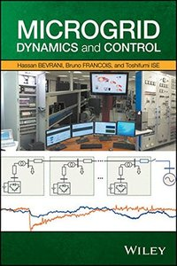 Microgrid Dynamics and Control-cover