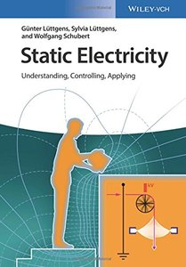 Static Electricity: Understanding, Controlling, Applying-cover