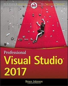 Professional Visual Studio 2017-cover