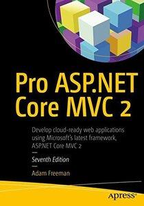 Pro ASP.NET Core MVC 2-cover