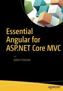 Essential Angular for ASP.NET Core MVC-cover