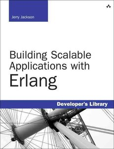 Building Scalable Applications with ERLANG ( Developer's Library )-cover
