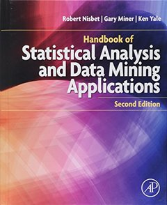 Handbook of Statistical Analysis and Data Mining Applications, 2/e (美國原版)-cover