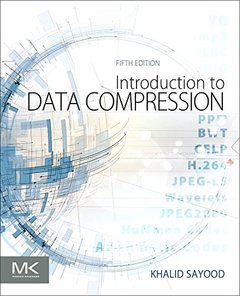 Introduction to Data Compression, 5/e (Paperback)-cover