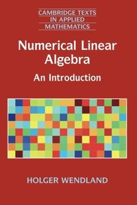 Numerical Linear Algebra: An Introduction (Cambridge Texts in Applied Mathematics)-cover