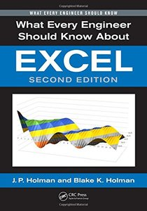 What Every Engineer Should Know About Excel, Second Edition-cover