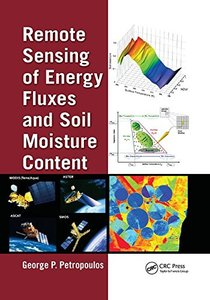 Remote Sensing of Energy Fluxes and Soil Moisture Content-cover