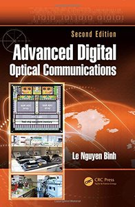 Advanced Digital Optical Communications, Second Edition (Optics and Photonics)-cover
