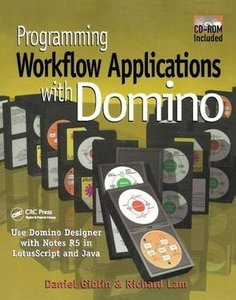 Programming Workflow Applications with Domino-cover