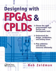 Designing with FPGAs and CPLDs-cover