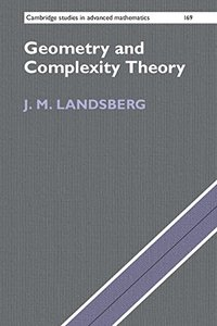 Geometry and Complexity Theory (Cambridge Studies in Advanced Mathematics)