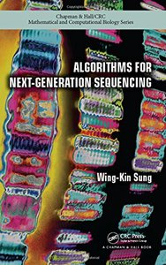 Algorithms for Next-Generation Sequencing (Chapman & Hall/CRC Mathematical and Computational Biology)-cover
