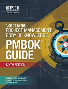A Guide to the Project Management Body of Knowledge, 6/e (Paperback)-cover