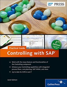 SAP Controlling (SAP CO) in SAP FICO: Business User Guide (SAP PRESS)-cover
