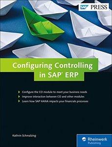SAP Controlling (SAP CO) in SAP FICO: Configuration Guide (SAP PRESS)-cover