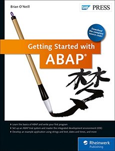 ABAP: An Introduction and Beginner's Guide to SAP ABAP (SAP PRESS)-cover